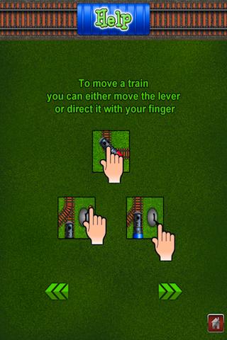 Screenshot Addictive Railroads
