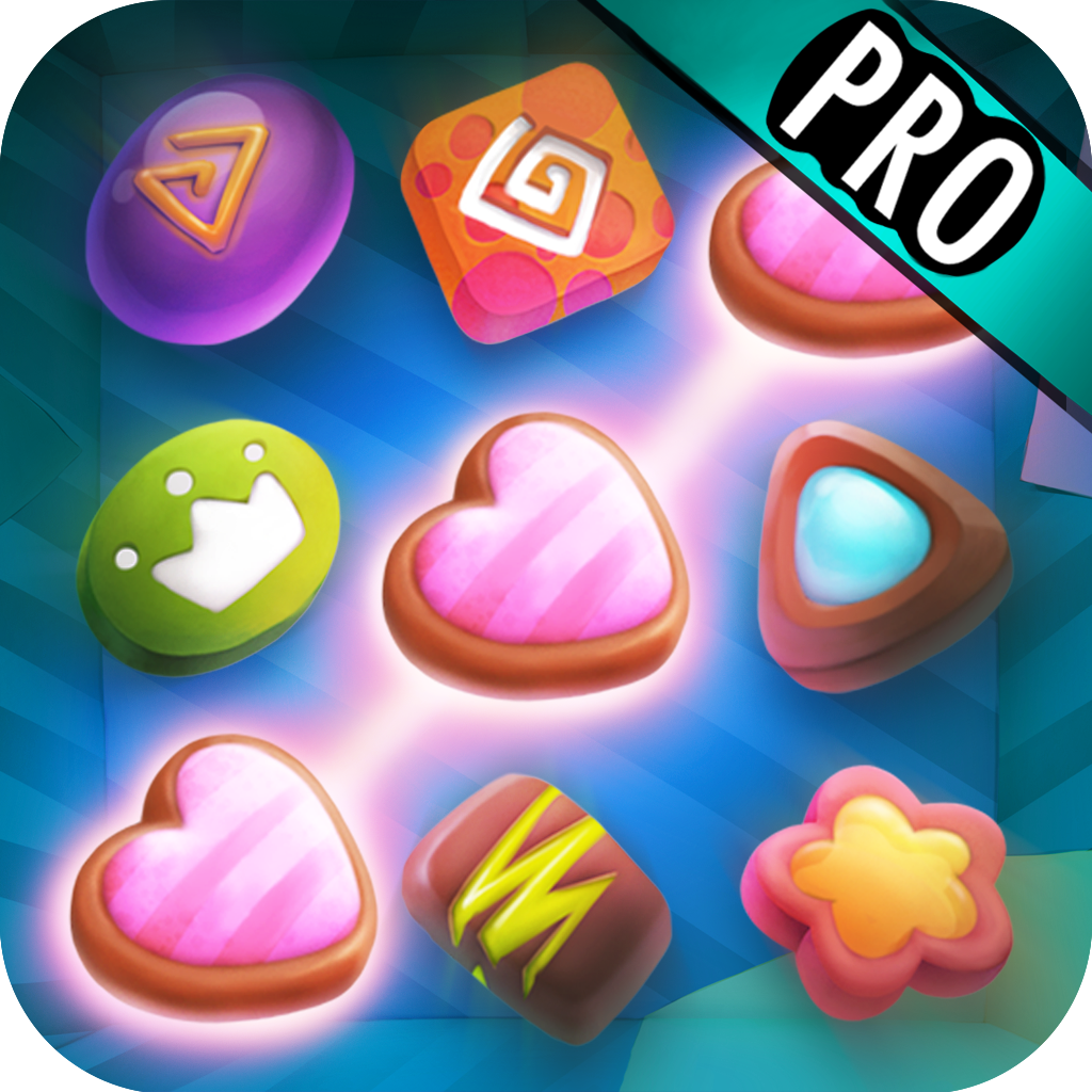 Candy Quest - Fun Matching Puzzle PRO